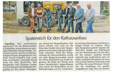 Rathausbau Ergolding