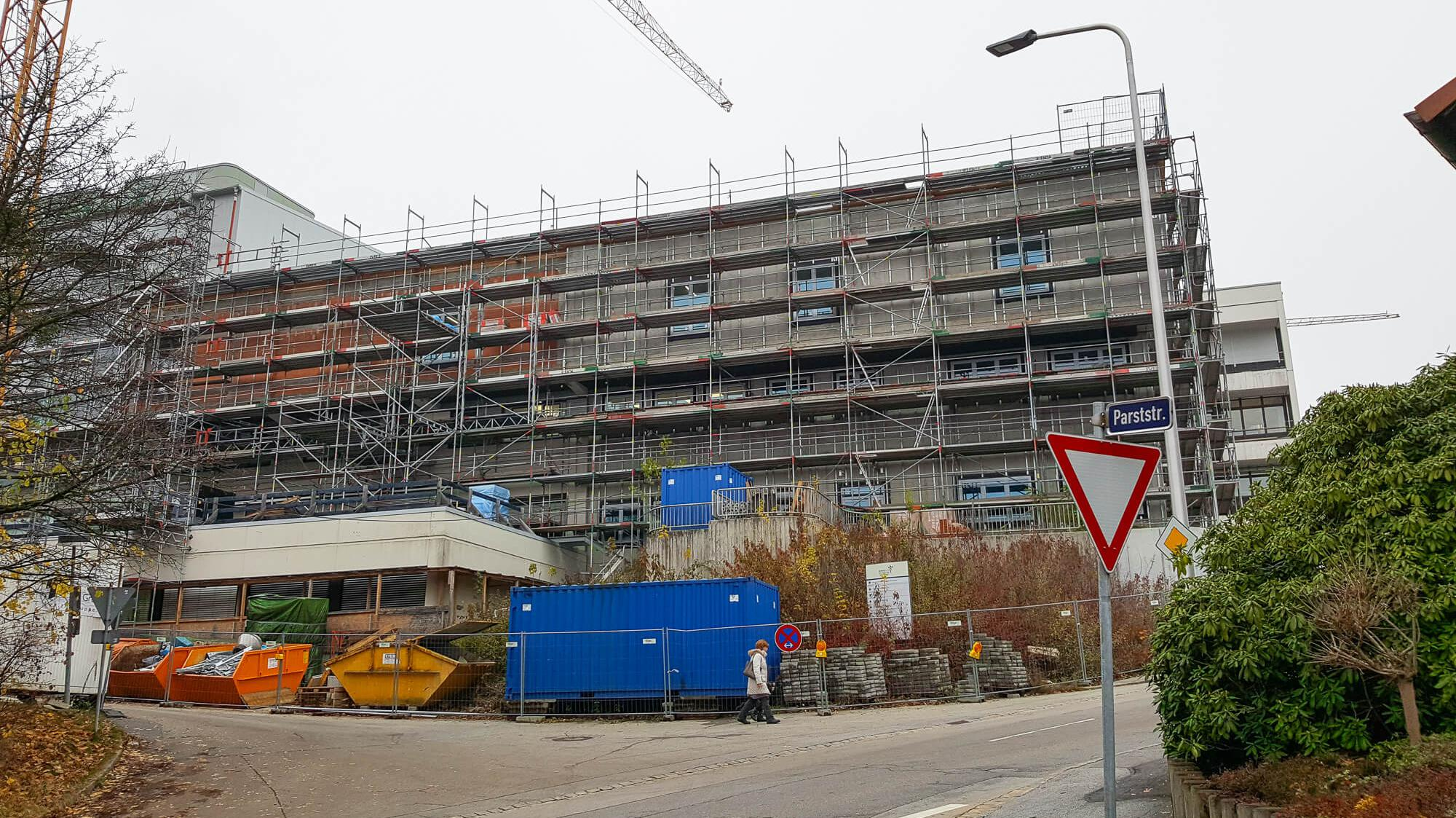 Strukturverbesserungsmaßnahmen im Klinikum Deggendorf