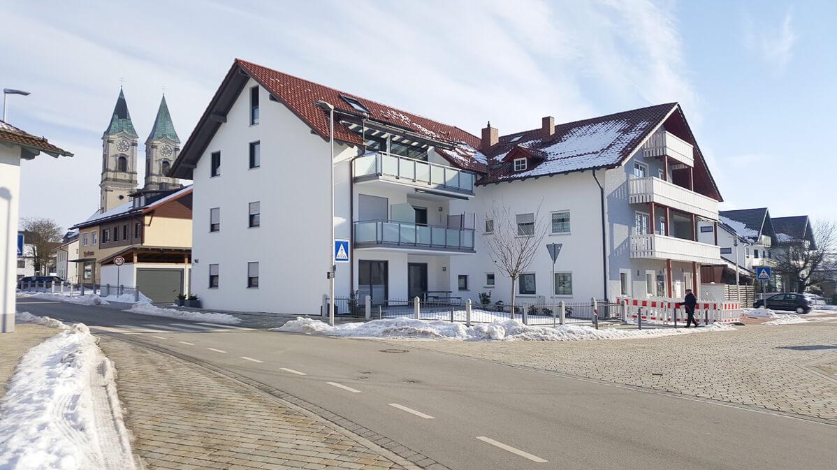 Mehrfamilienhaus in Niederalteich