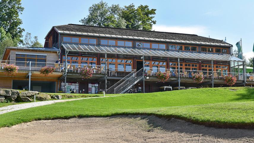 Neubau eines Trolleygebäudes für den Golfclub Deggendorf