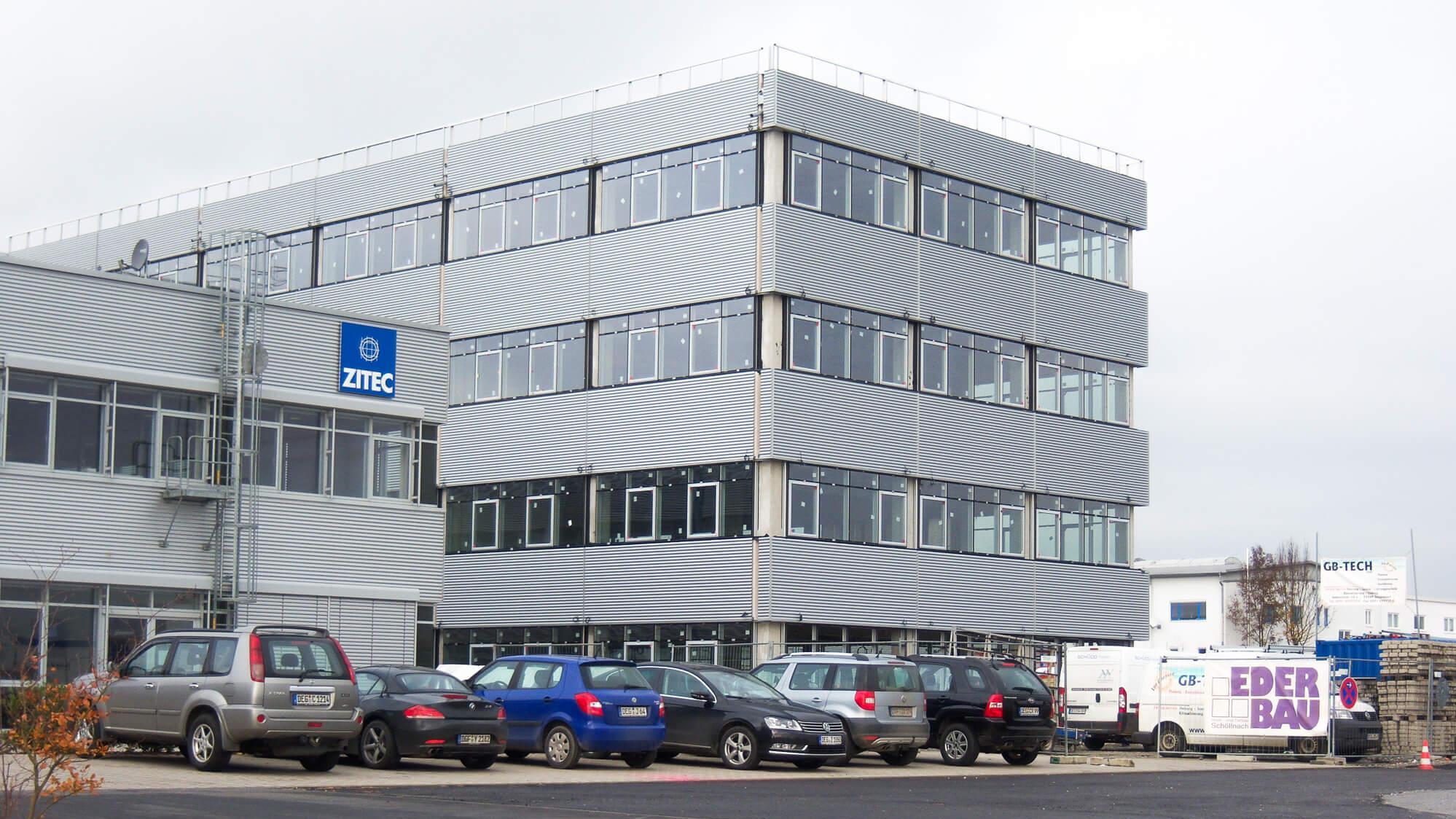 Verwaltungsgebäude Plattling